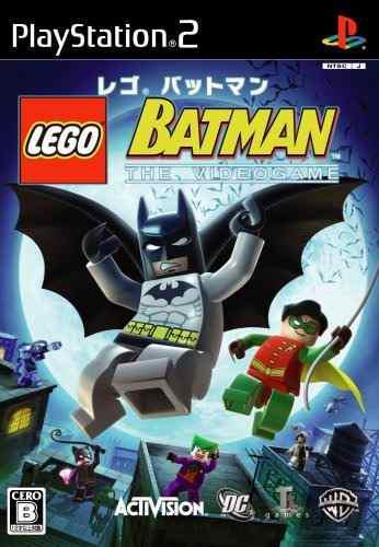 Juegos,lego Batman Importación Japonesa