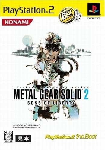 Juegos,metal Gear Solid 2 Hijos De La Libertad (playstat..