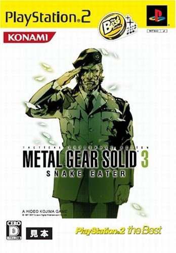 Juegos,metal Gear Solid 3 Snake Eater (playstation2 El M..
