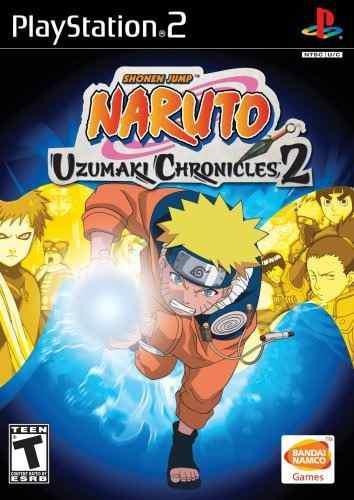Juegos,naruto Uzumaki Chronicles 2 - Playstation 2
