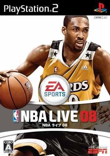 Juegos,nba Live 08 Importación Japonesa..