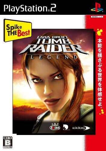 Juegos,tomb Raider Legend (spike The Best) Importación D..