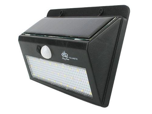Lampara Solar Energía Leds Sensor Interior Exterior  /e