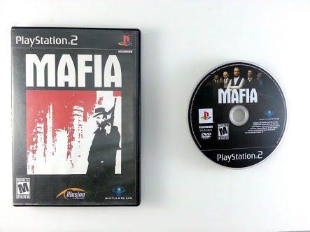 Mafia Juego De Ps2 -----------------------mr.game