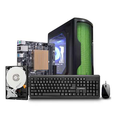 Pc Gamer Cpu Intel Dual Core Hdd 500gb Ram 4gb Hdmi