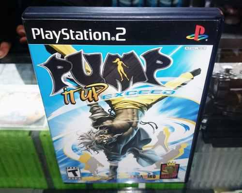 Pump It Up Exceed Para Playstation 2 Juegazo(hit Games Shop)