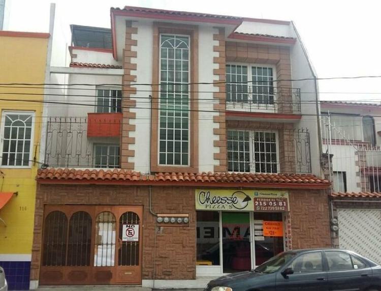 RENTO DEPARTAMENTO CERCA DE I. FABELA /