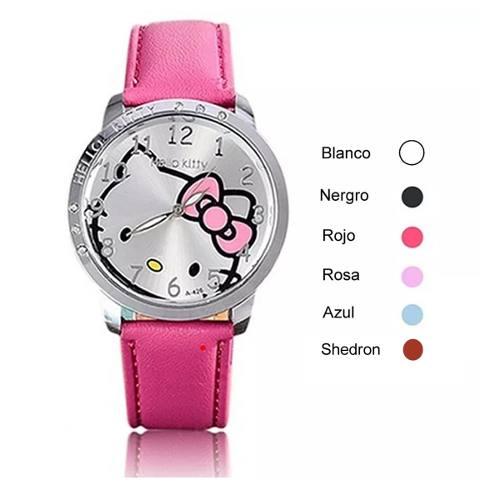 Reloj Hello Kitty - Envío Gratis
