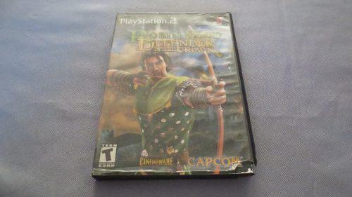 Robin Hood Defender Play Station 2 ***juegazo***