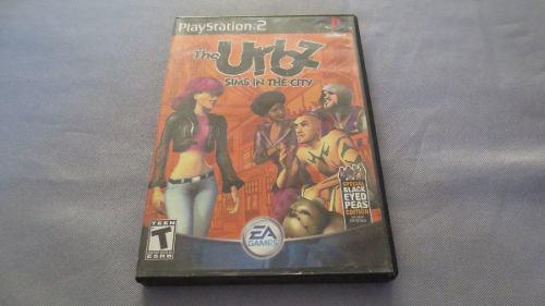 The Urbz Sims In The City Playstation 2 ***juegazo***