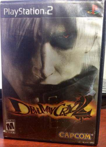 Videojuego Devil May Cry Ii Para Ps2 Playstation 2