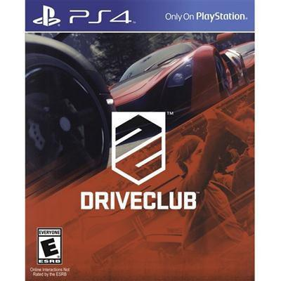 Videojuego Driveclub Para Playstation 4