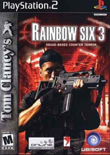 Videojuego Rainbow Six 3 Para Playstation 2