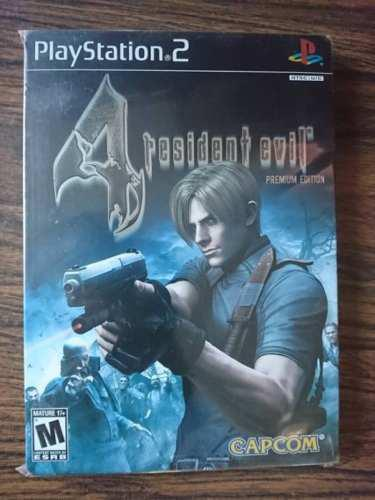Videojuego Resident Evil Premium Edition Ps2 (playstation 2)
