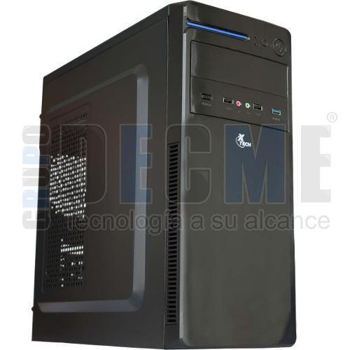 Gabiente Pc Xtech Fuente 500w Micro Atx Xtq-211