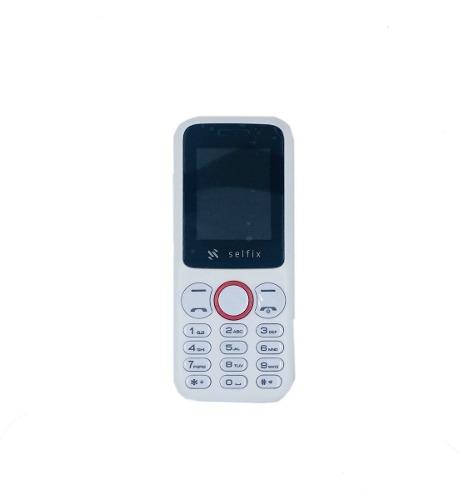 Lote 10 Pzs Telefono Barato Liberado Celular 2chip Selfix V1