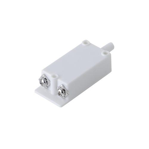 Switch Tamper Para Gabinetes Color Blanco Circuito Abierto