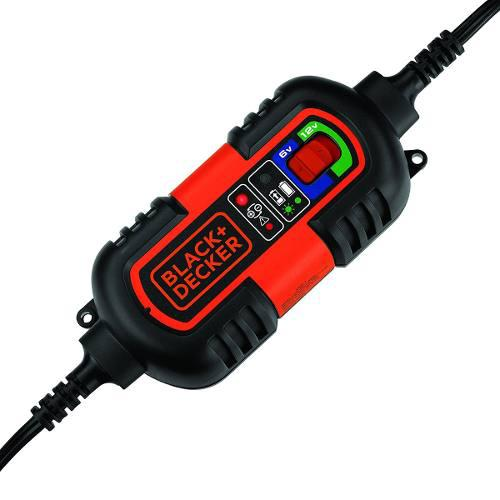 Cargador Arrancador De Bateria Auto Carro Black Decker 6/12v