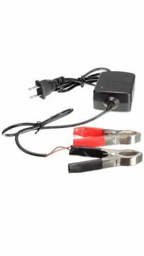 Cargador Mantenedor 12 V Para Batería De Auto, Motocicletas