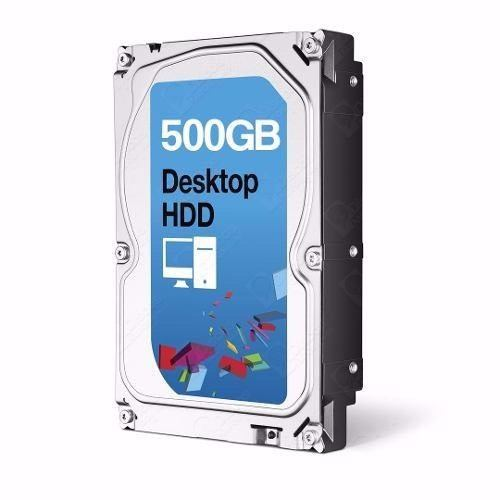 Disco Duro Para Pc Sata 500 Gb 3.5 New Pull Wd Hdd Cctv