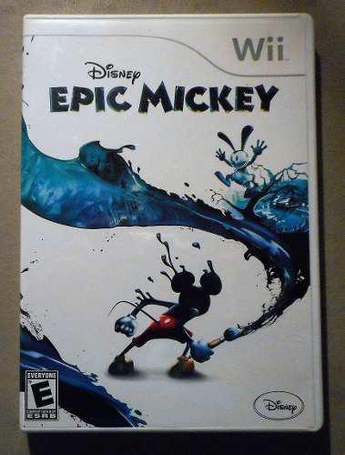 Disney Epic Mickey Wii* Play Magic