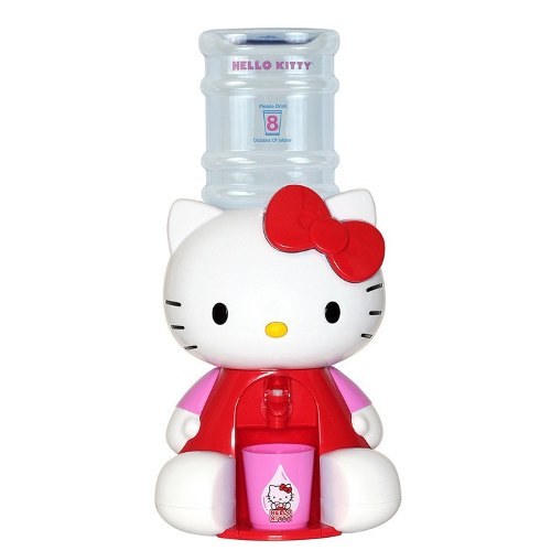 Hello Kitty Dispensador Despachador De Agua + Envio Gratis