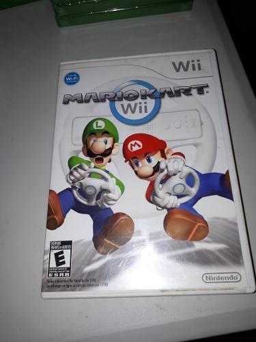 Juego Mario Kart Nintendo Wii Envío Incluido