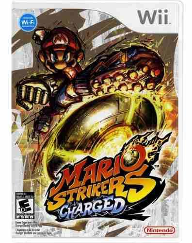 Juego Mario Strikers Charged Para Wii Y Wii U P16