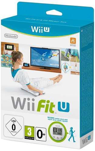 Juego Nintendo Wii Fit U Fit Meter Incluido Nuevo Sellado