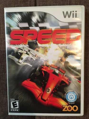 Juego Speed Para Wii