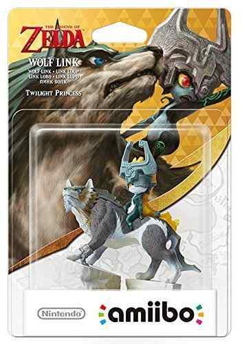 Juegos,la Leyenda De La Serie Zelda De Nintendo Wolf Lin..