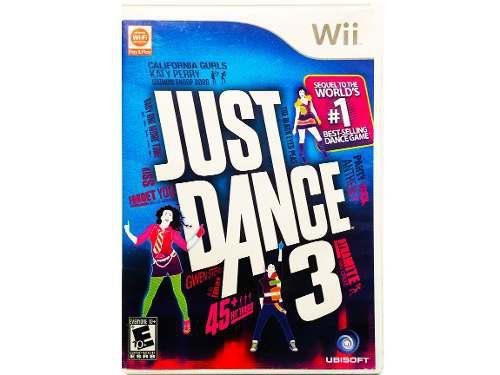 Just Dance 3 - Nintendo Wii