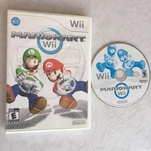 Mario Kart Juegazo Para Tu Wii Chécalo