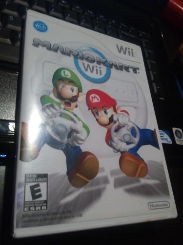 Mariokart Para Wii, En Excelente Estado, Listo Para Jugarse.