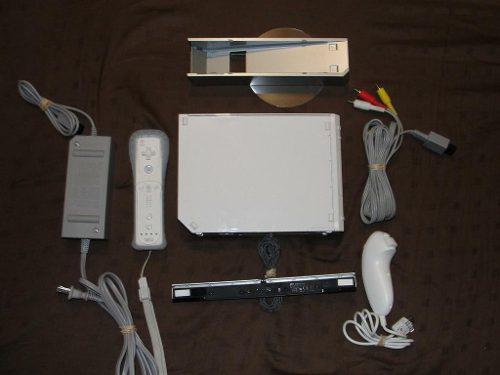 Nintendo Wii Con Juegos En La Memoria A Elegir