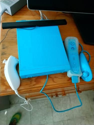 Nintendo Wii Con Memoria Con Juegos Excelente Estado Ju
