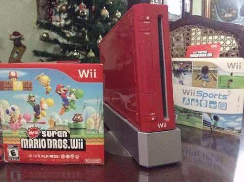 Nintendo Wii Edicion Limitada 25 Aniversario