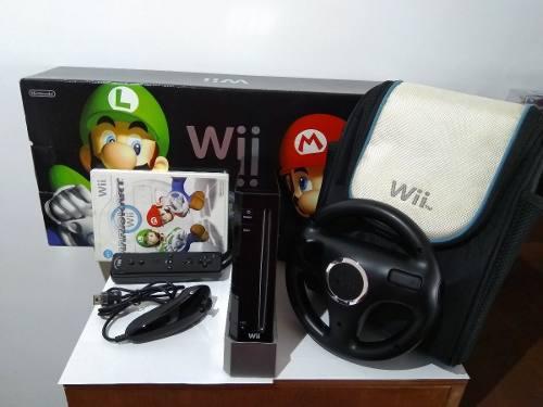 Nintendo Wii Edicion Mario Kart, Envio Gratis