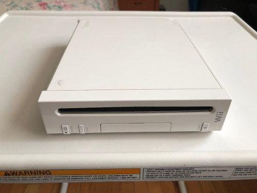 Nintendo Wii En Excelente Estado !!!