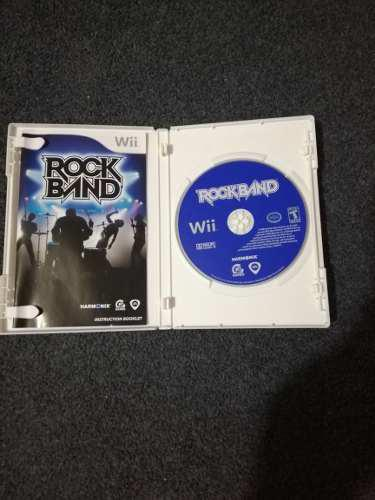 Rock Band Para Wii (precio A Tratar)