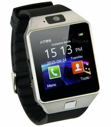 Smartwatch Dz09 Reloj Inteligente Celular Español Calidad