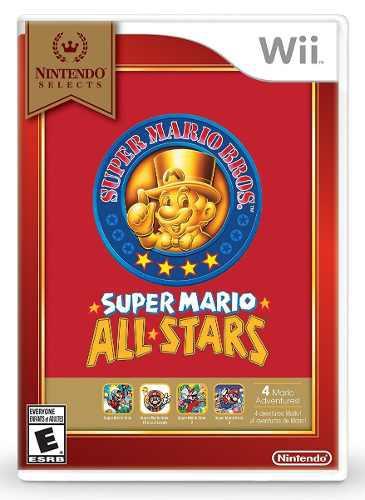 Super Mario All Stars Para Nintendo Wii A Meses Sin Interese