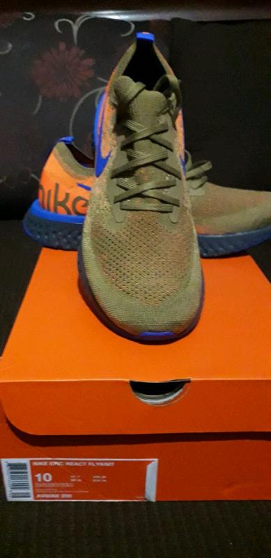 Tenís Nike Originales talla 10 y  Únicos dos pares