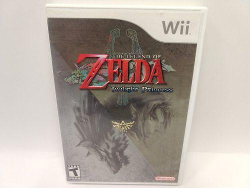 The Legend Of Zelda Twilight Princess Wii Wiiu Juegazo