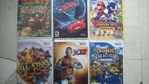 Video Juegos Wii