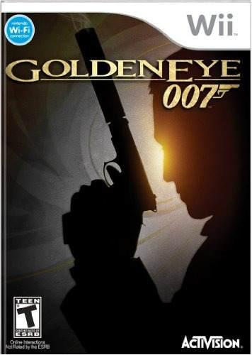 Videojuego James Bond 007: Goldeneye - Nintendo Wii