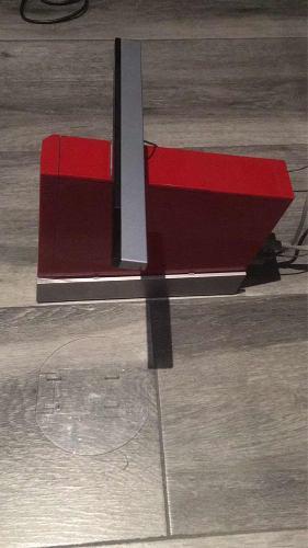 Wii Rojo Edición Limitada, 19 Juegos, Wii Board, 2