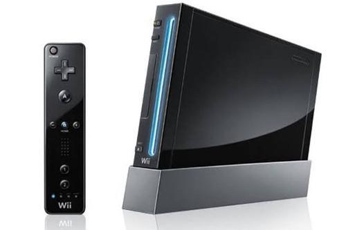 Wii Usado Buen Estado Con Disco De Memoria Externa Y Juego.