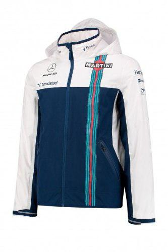 Chamarra De Lluvia (rain Jacket) Williams Martini Racing F1