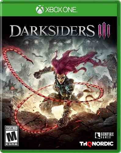 Darksiders 3 Playstation Xbox One Ps4